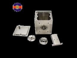 CNC精密机械加工,发力送餐机器人